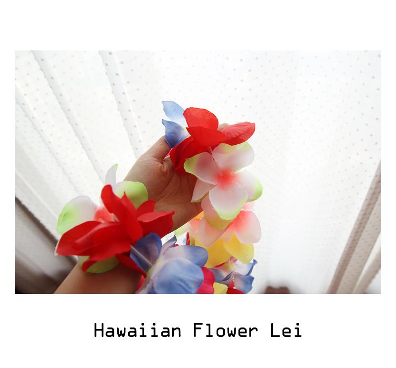Hawaiian Flower Lei - 메종드알로하, 4,500원, 파티의상/잡화, 날개/망토/넥타이