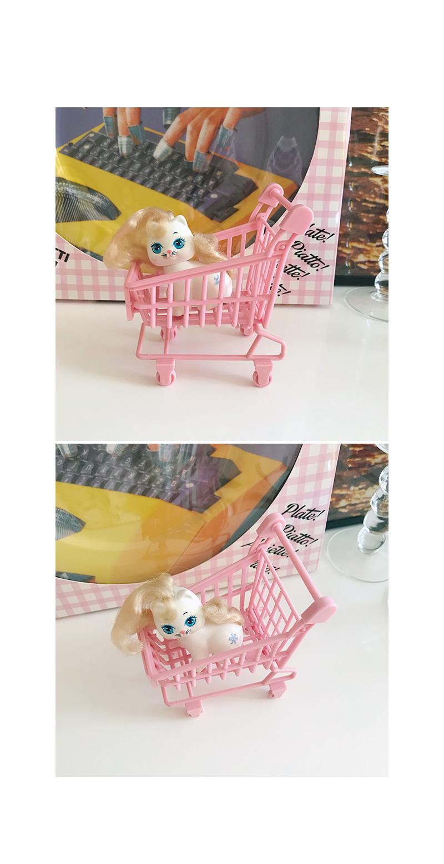 Jenny Pink Cart - 메종드알로하, 4,500원, 기타 피규어, 기타 피규어